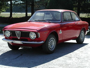Giulia 1600 Sprint GTA